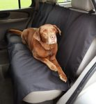 AmazonBasics Car Bench Seat Cover for Pets