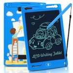 PROGRACE LCD Writing Tablet for Kids LCD Writing Board For Boys Girls Birthday Toy Gifts for 4-12 Year Old LCD Writing Pad Digital Doodle Drawing Board 8.5 Inch: Amazon.co.uk: Toys & Games