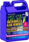 Pro-Kleen Patio Cleaner Simply Spray and Walk Away Green Mould and Algae Killer for Patios