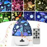 Star Night Light Projector for Baby