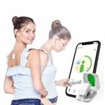 Upright Go 2 Posture Trainer and Back Corrector Strapless Discreet and Easy to Use Complete with App and Training Plan for Health and Confidence Builders