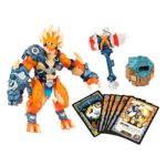 Lightseekers Tyrax Starter Figure Pack Action Figure Set - Includes 7 inch action figure with fusion core mini computer