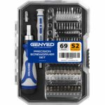 GENYED® Precision Screwdriver Set - 69 Pieces - Multipurpose
