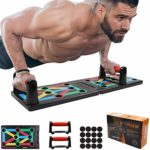 GLKEBY 12 in1 Push Up Board System