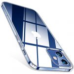 TORRAS Crystal Clear iPhone 12 Mini Case