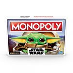 Monopoly: Star Wars The Child Edition Board Game for Families and Kids Ages 8 and Up