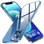 Humixx Crystal Clear Case Compatible with iPhone 12 and iPhone 12 Pro