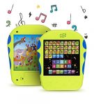 Boxiki kids Spanish Learning Tablet Educational Toy - Touch-and-Learn Spanish Alphabet Toy with Spanish Number Learning