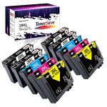 10 Tonersave 29XL Compatible Ink Cartridges Replacement for Epson 29 29XL for Epson Expression Home XP-342 XP-352 XP-355 XP-235 XP-245 XP-442 XP-335 XP-255 XP-257 XP-332 XP-345 XP-352 XP-432 XP-435